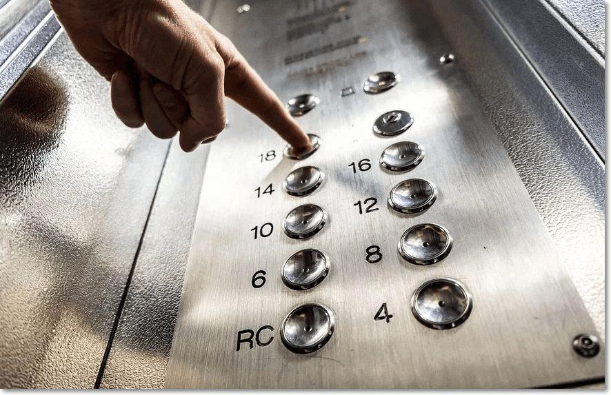엘리베이터 갇히는 꿈